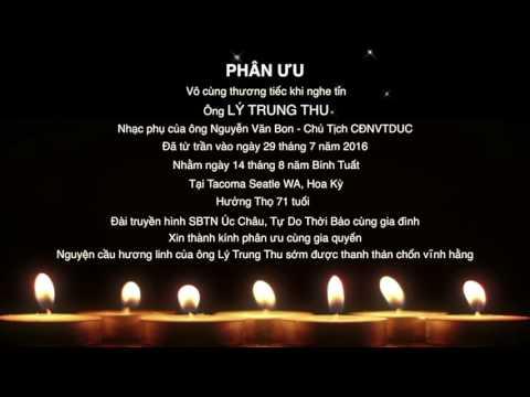 Thành Kính Phân Ưu cùng ông Nguyễn Văn Bon Chủ tịch CĐNVTDUC và gia quyến