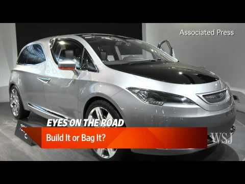 Concept Cars From Detroit Auto Show: Build or Bag?