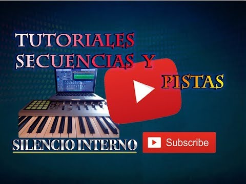Silencio Interno PISTA (Tutorial Piano) J.A.R