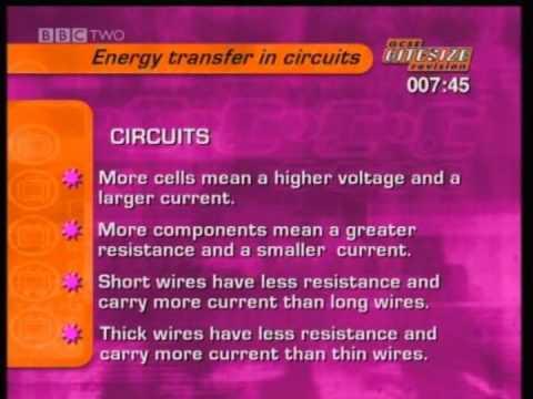 Gcse bbc science bitesize electricity youtube gcse bbc science bitesize electricity urtaz Images