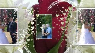 Красивое Видео-Поздравление С Днём Свадьбы! 2 года!