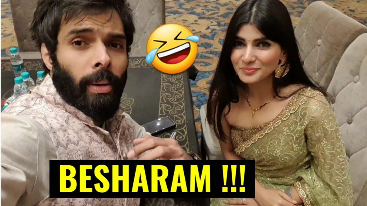 HUM NAHI SUDHRENGE !!!🤣❤ SHAADI ❤❤ She is a Tiktok Star 🤣😱 Deepak Ahlawat | couple vlog