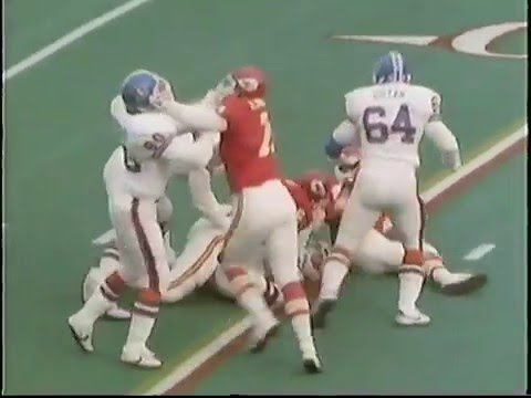 1984 Kansas City Chiefs video yearbook- A Team Together