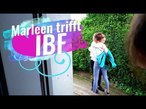 Marleen trifft ihre ibf / Die Umarmung / 19.8.17 / MAGIXTHING