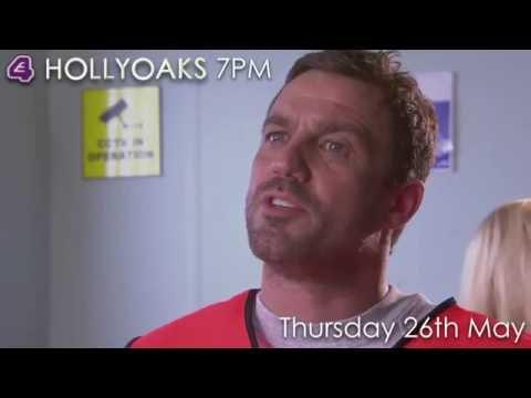 Hollyoaks exclusive: Warren Fox returns...