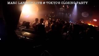 Tokyo Bradford Closing Party