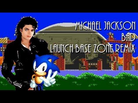 Michael Jackson - Bad(Launch Base Zone Instrumental Remix)