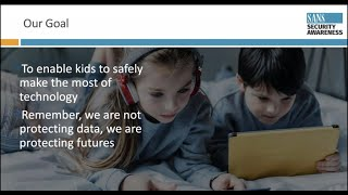 Securing Your Kids Online