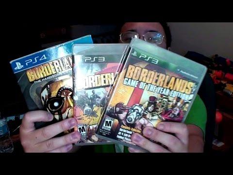 Borderlands Video Game Series (2016)
