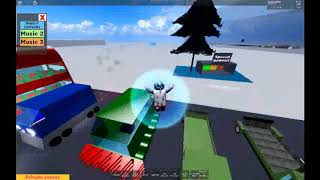 Playing ROBLOX Destroy The Cars by OKrobloxian