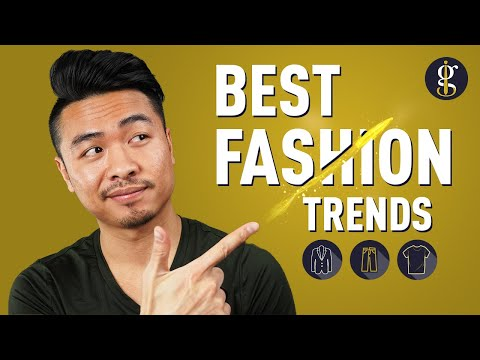 BEST MEN'S FASHION TRENDS for 2020 & Beyond (Bulletproof Style)