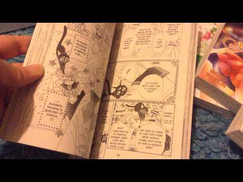 Sailor Moon Manga Boxset Set 1 Volumes 1-6 Review