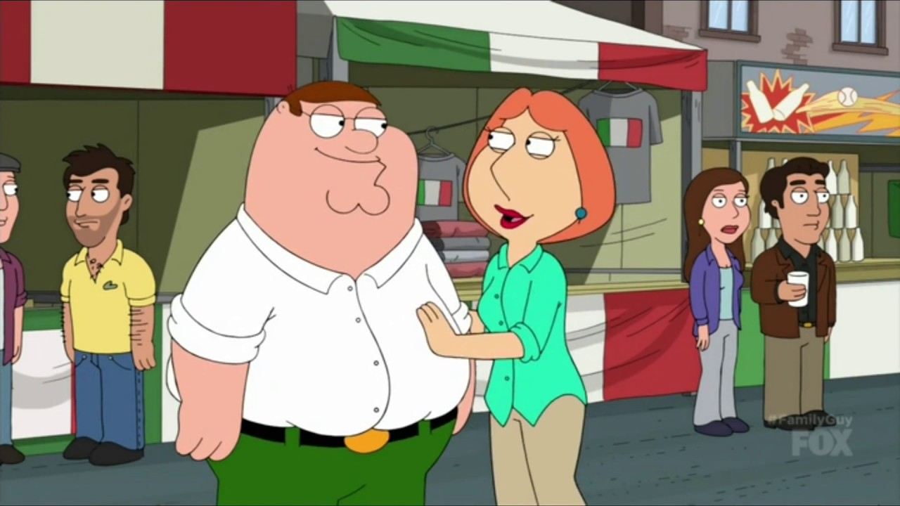 Family Guy - Violence In Movies And Sex On Tv - Youtube-7401