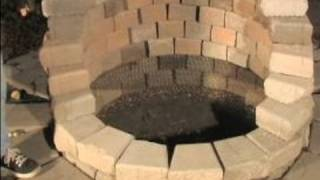 How To Build A Bbq Pit Fire : Bbq Pit Fire Safety