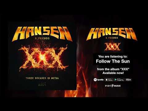 """Kai Hansen """"Follow The Sun (feat. Hansi Kürsch, Tim Hansen & Marcus Bischoff)"""" Full Song Stream"""