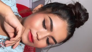 Simple makeup tutorial | Beginners guide | Step by step tutorial | Ksuskalology