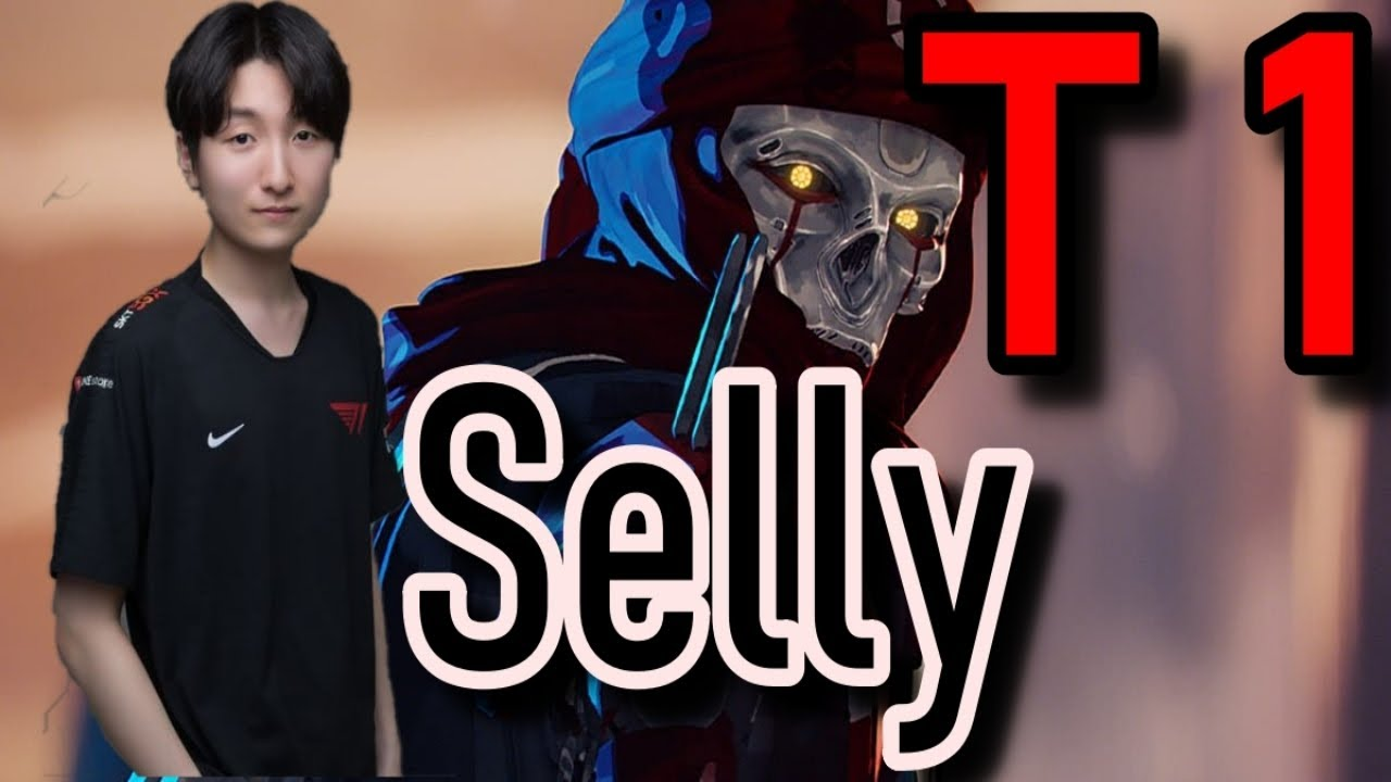 [APEX] T1 Sellyの最強キル集クリップ集!Selly best kill clips and funny moments!