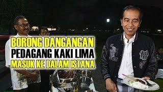 Jauh dari Kata Mewah! Inilah yang Dilakukan Jokowi Menyambut Tahun Baru 2019