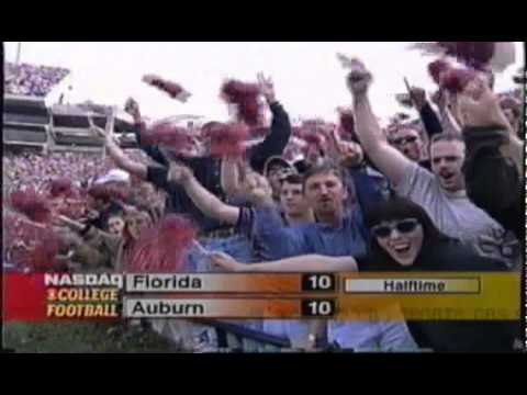 1997 Auburn vs Florida