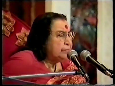 1995-0414 Easter Puja Talk, Crucify yourself, Calcutta, India, transcribed