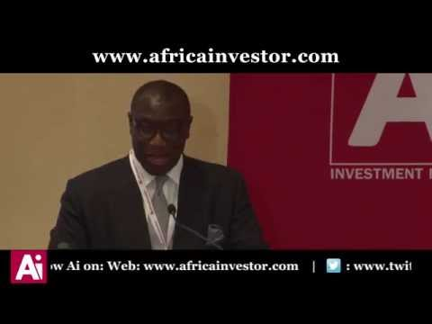 Hubert Danso, CEO and Vice Chairman, Africa investor - Ai CEO Infrastructure Investment Summit 2015