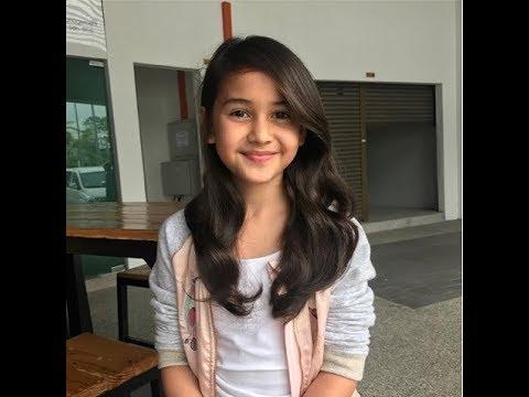 Cantik Nye Sandrinna Michelle Skornicki Pelakon Icha Di Drama Dia (TV3)