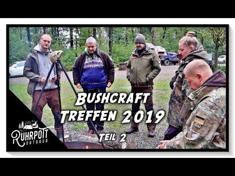 Bushcraft Treffen 2019 - Teil 2