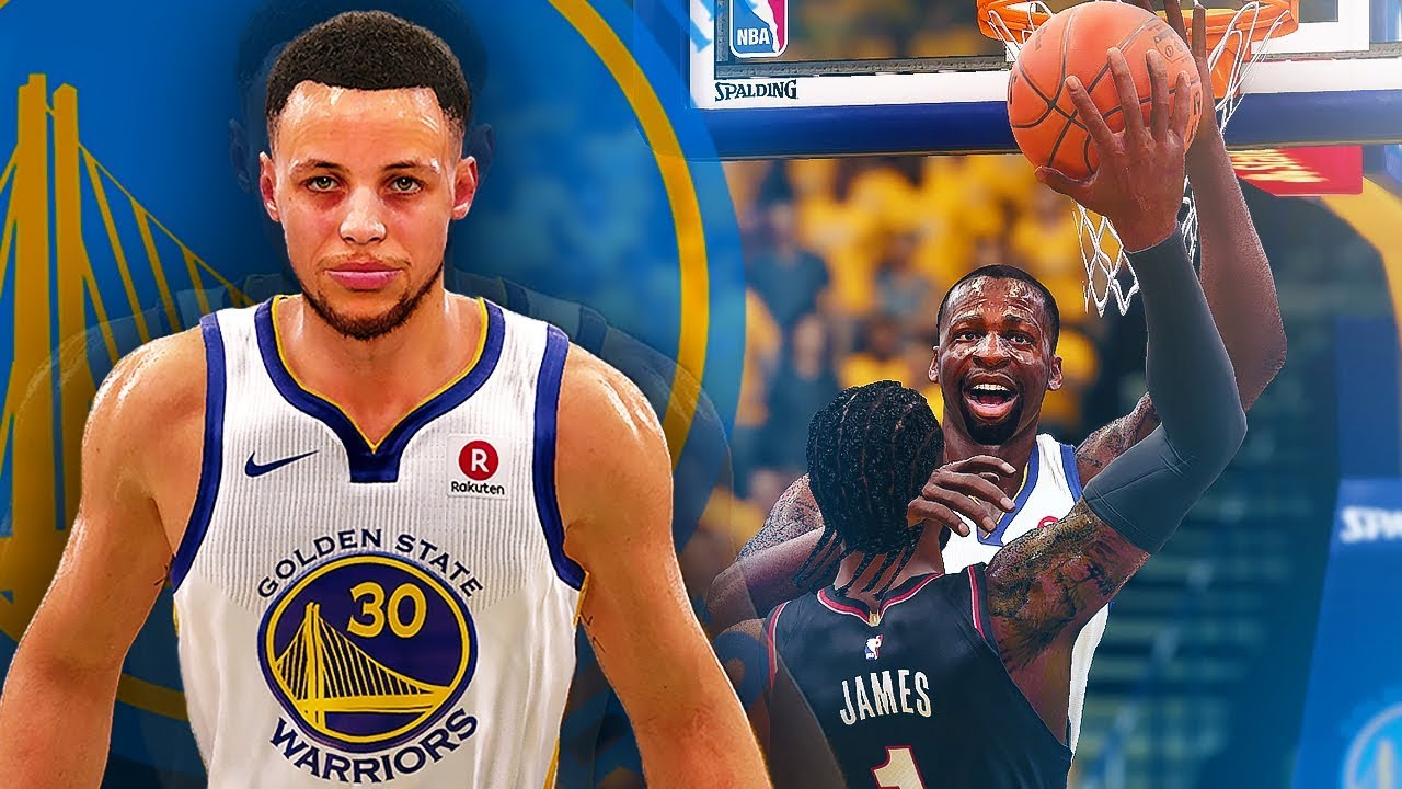 Nba Live 19 New Gameplay Cant Cheat Like This I Quit Playing Live Nba Live 18 The One Career