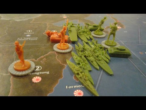 Axis and Allies: Offshore Bombardment Explained