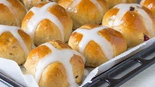 Delicious Hot Cross Buns Recipe