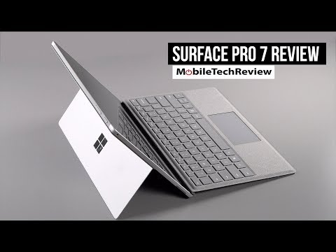 Microsoft Surface Pro 7 Review