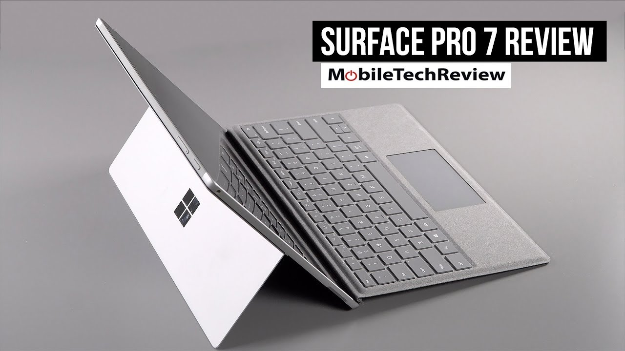 Microsoft Surface Pro 7 Review Youtube