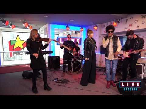 Oana Radu Feat. Eli - Ma Minteai   ProFM LIVE Session