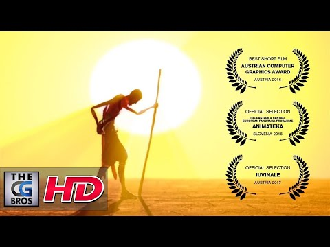 CGI **Award-Winning** 3D Animated Short: