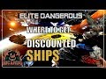 Elite: Dangerous - How to get Discounted / Cheaper ships