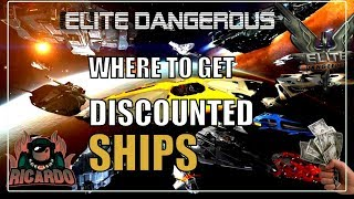Elite Dangerous - How to get Discounted / Cheaper ships