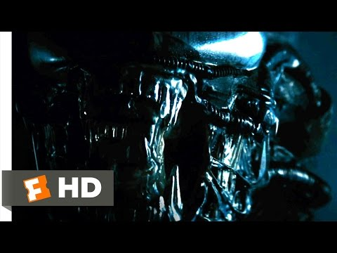 Alien (1979) - The Alien Appears Scene (3/5) | Movieclips