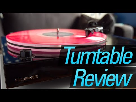 Fluance RT84 Turntable Review - YouTube