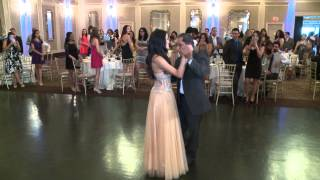 Peruvian Sweet 16 Grand Entrance and Father Daughter Dance Toronto - Two Videographers