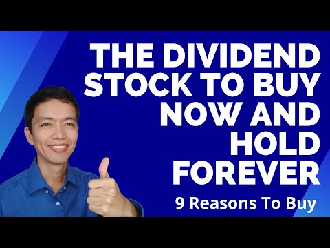 Top Dividend Stock To Buy and Hold Forever (Passive Income For Life)