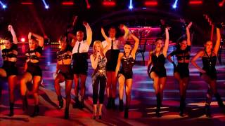 [HD] The Locomotion (BBC One Strictly Come Dancing) - Kylie Minogue