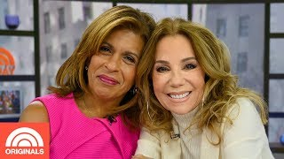 Kathie Lee Gifford Gives Hoda Kotb The Best Life Lesson | Quoted By With Hoda