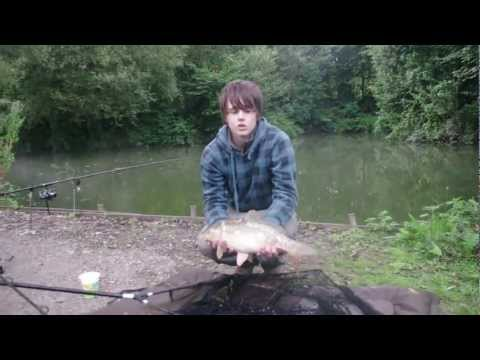 24 Hours At Pixies Mere Fishery