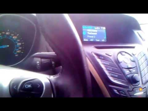 2012 ford focus sel stereo problem youtube. Black Bedroom Furniture Sets. Home Design Ideas