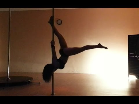 Pole dance sport - BETTY YEIN VALENCIA