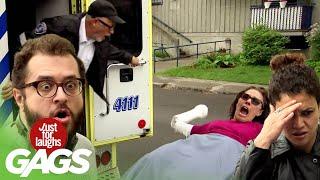 Best of Broken Bones | Just for Laughs Compilation