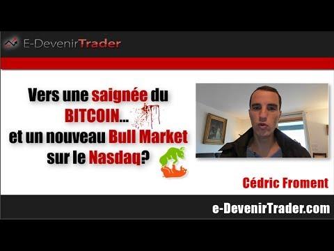 Vers une saignée du Bitcoin… et un nouveau Bull Market sur le Nasdaq ?