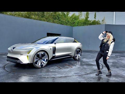 This SUV transforms! Renault Morphoz