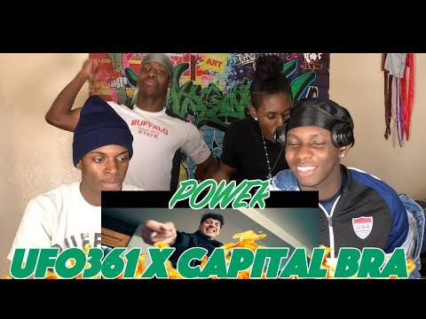 "Ufo361 feat. Capital Bra - ""POWER"" - REACTION"