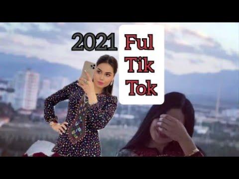 Amalia Polny Ful Tik Tok Vidyolary 2021 Uçyan Vidyo